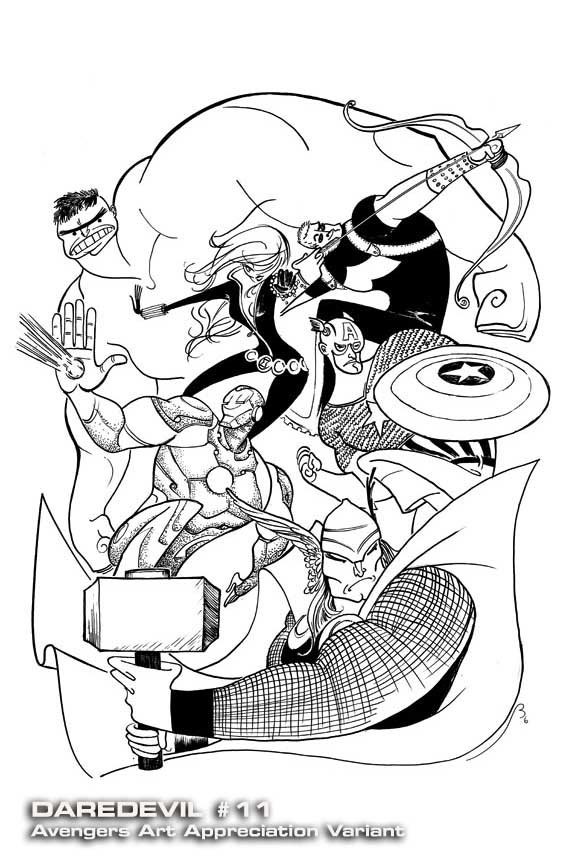 avengers assemble marvel coloring pages - photo#36