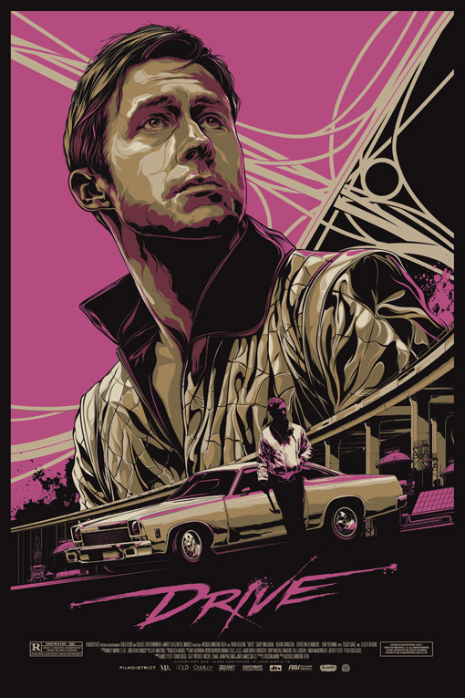 Mondo drive poster by ken taylor to be sold on thursday february 2nd poster stopboris Gallery