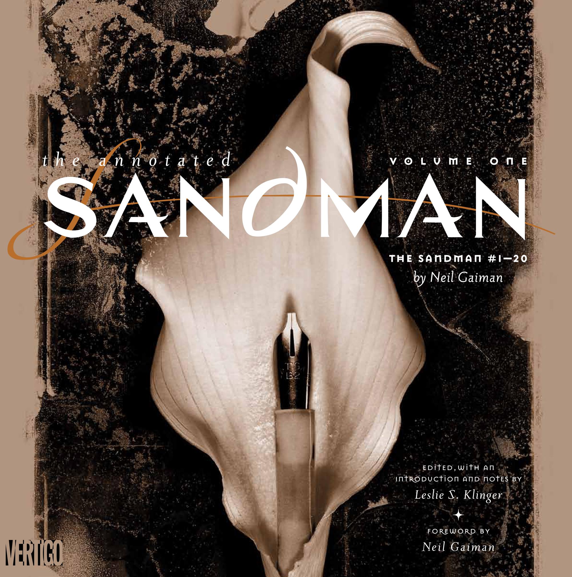 The Annotated Sandman Volume 1 Hardcover