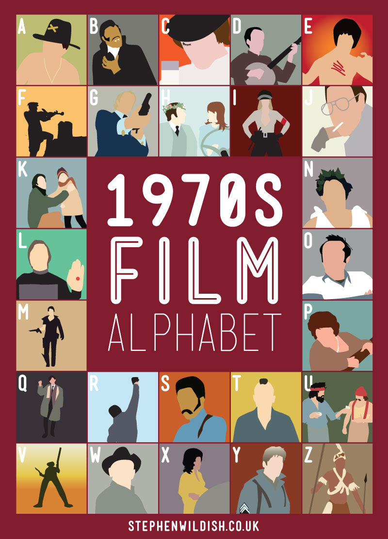 movies that start with the letter e 1970 s alphabet poster that quizzes your 1970s 12239 | tumblr lxebiul2mj1qem6fjo1 r4 1280