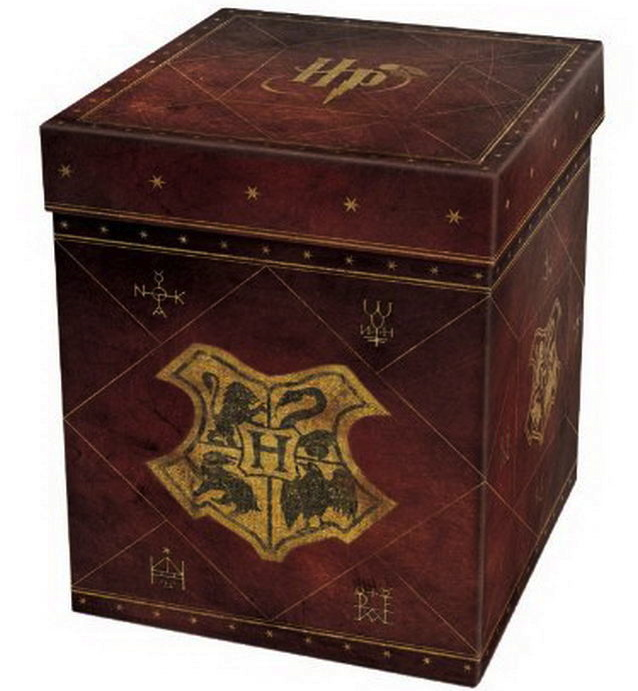Warner Bros. Announces The Harry Potter Wizard's Collection Due On ...