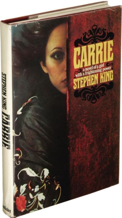 research papers written about stephen kings novel carrie Carrie, the first stephen king film adaptation, came out over 40 years  i've  written a few questions to test your knowledge of his work and his.