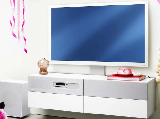 ikea introduces uppleva an all in one entertainment system. Black Bedroom Furniture Sets. Home Design Ideas