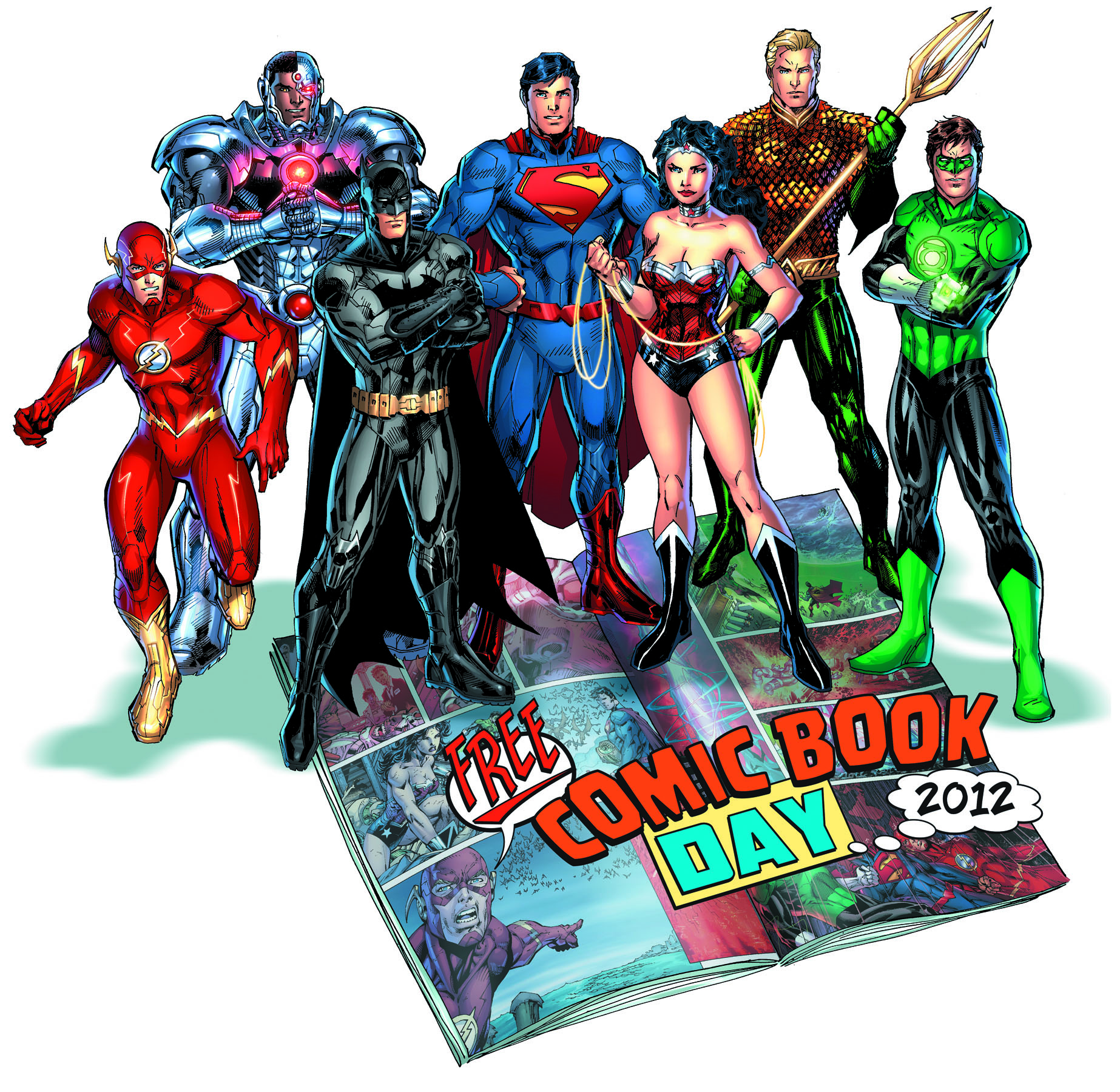 Free Comic Book Day 2015: Free Comic Book Day Is Today