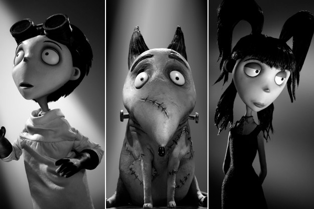 Frankenweenie Character Images Debut