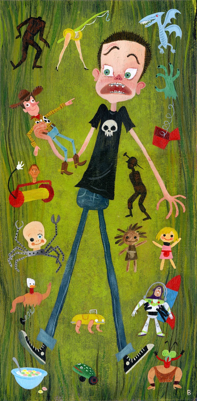 Toys At Play : Wonderground gallery opens today june in the