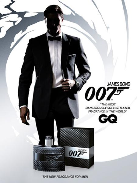 James Bond 007 Fragrance