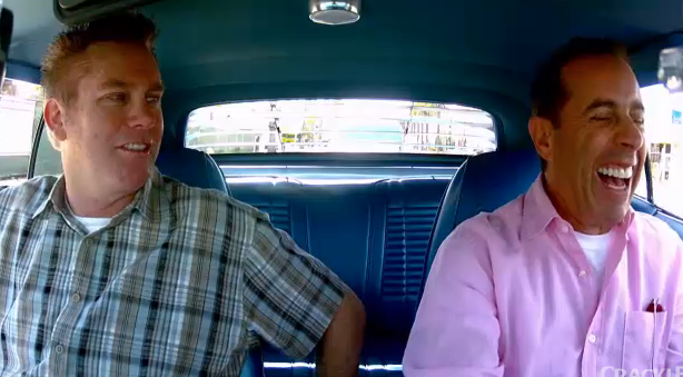 Comedians In Cars Getting Coffee Jerry Seinfeld Amp