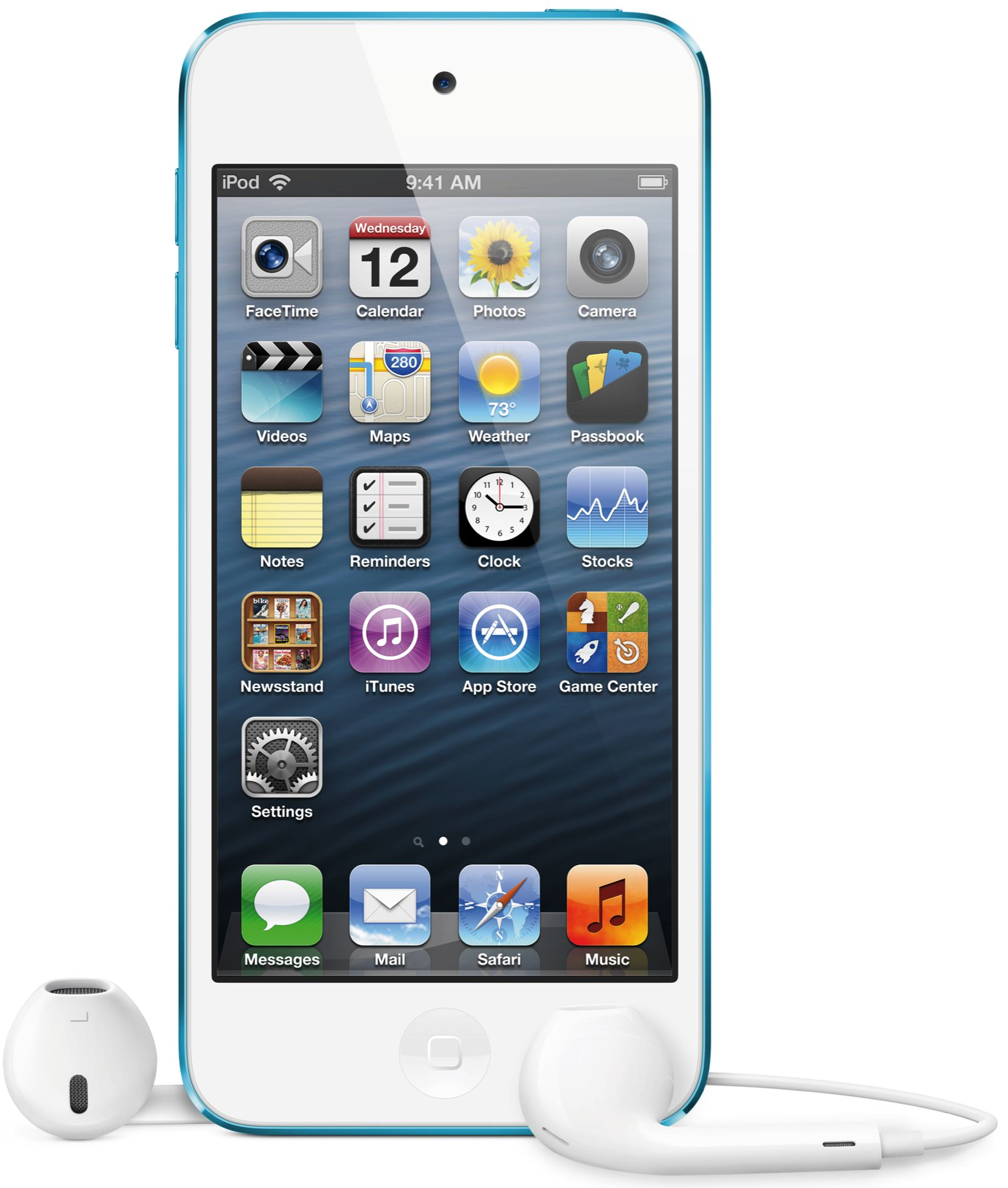 Apple Introduces New Ipod Touch Ipod Nano Available In October on target portable radio