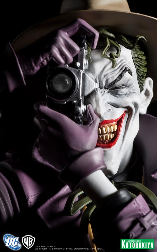 Kotobukiya The Killing Joke Joker Artfx Statue