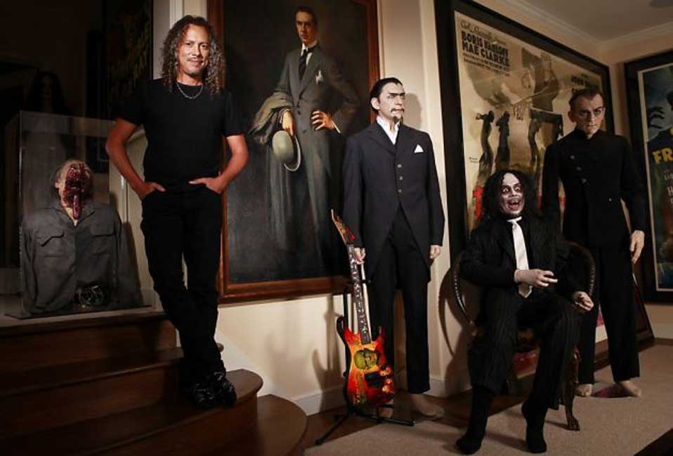 Too Much Horror Business — The Kirk Hammett Collection
