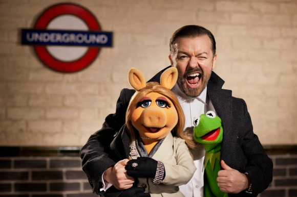 """""""THE MUPPETS ... AGAIN!"""""""