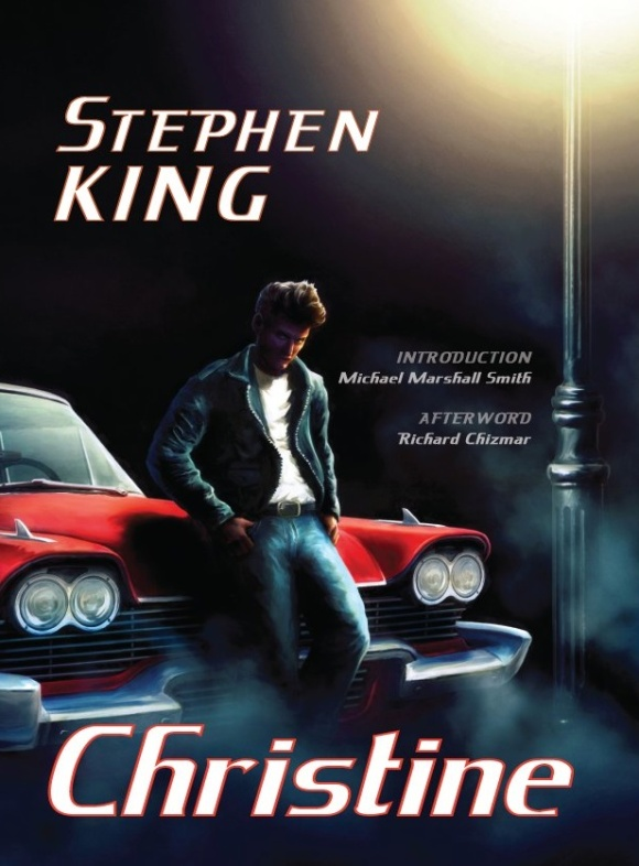 christine stephen king book - photo #7