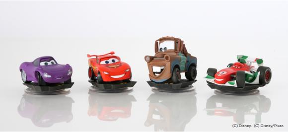 Disney-Infinity-Cars-Figurines