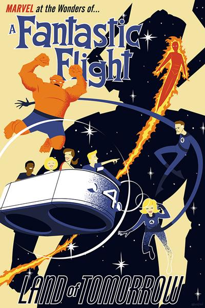 Fantastic Flight Tim Anderson Ltd Art Gallery MINTcondition