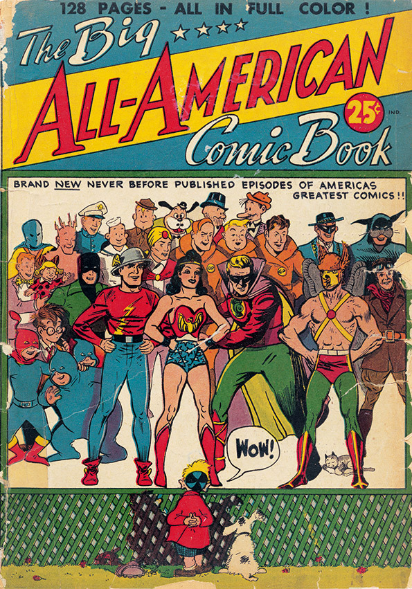 The Golden Age Of Dc Comics By Paul Levitz Now Available