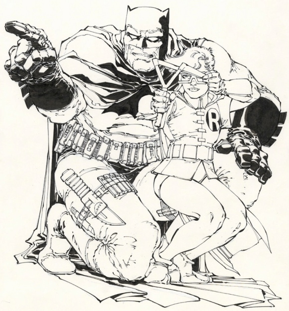 williams_inking_frank_miller_by_inkist