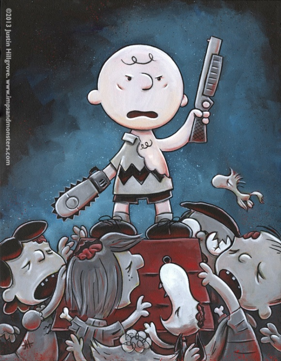 Its The Army Of Darkness Charlie Brown_800