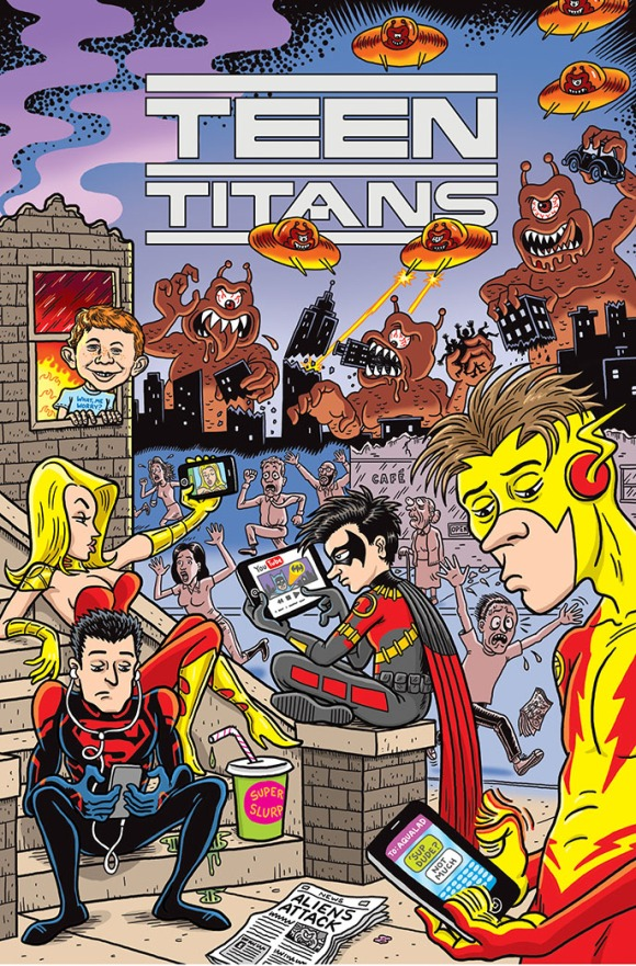MAD-Teen-Titans-19-Cover