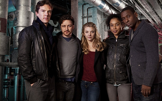 neil-gaiman-neverwhere-bbc-radio-4-james-mcavoy-natalie-dormer-benedict-cumberbatch