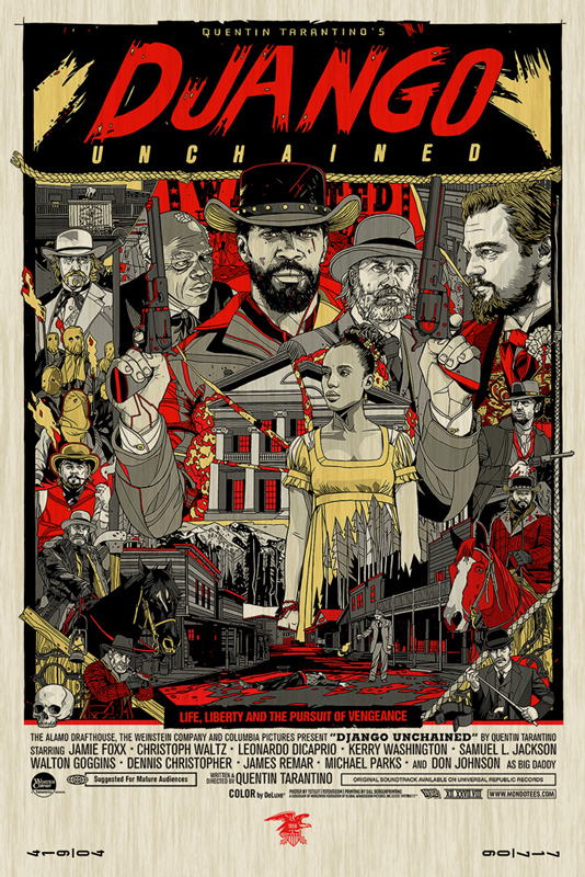 Tyler-Stout-Django-Unchained-Wood