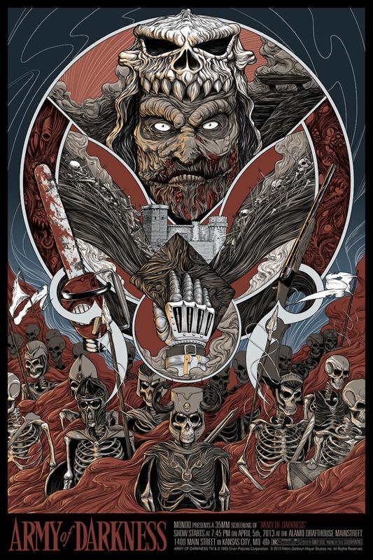 Army Of Darkness by Randy Ortiz