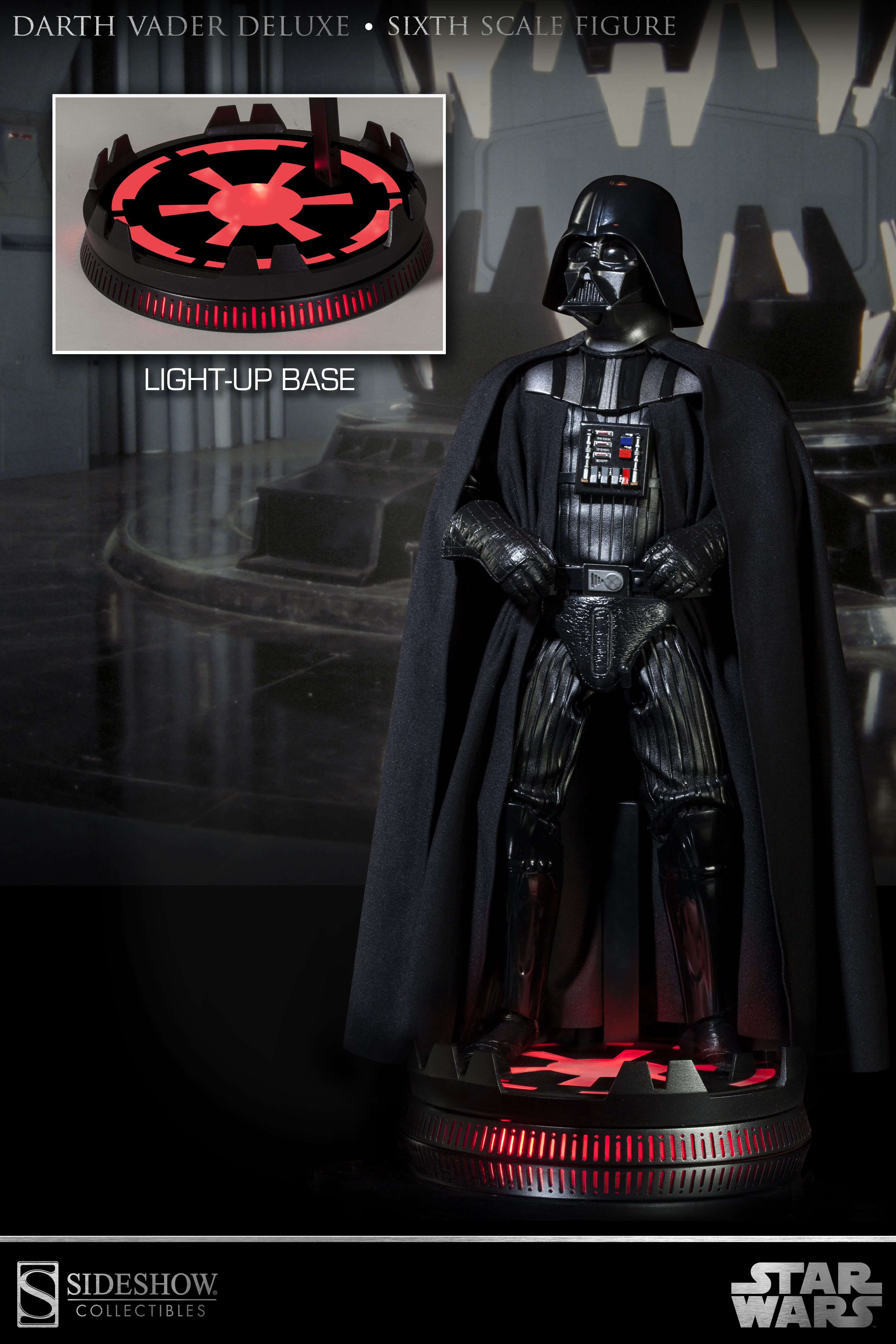 Sideshow Collectibles Announces The Most Detailed Darth Vader Figure Ever
