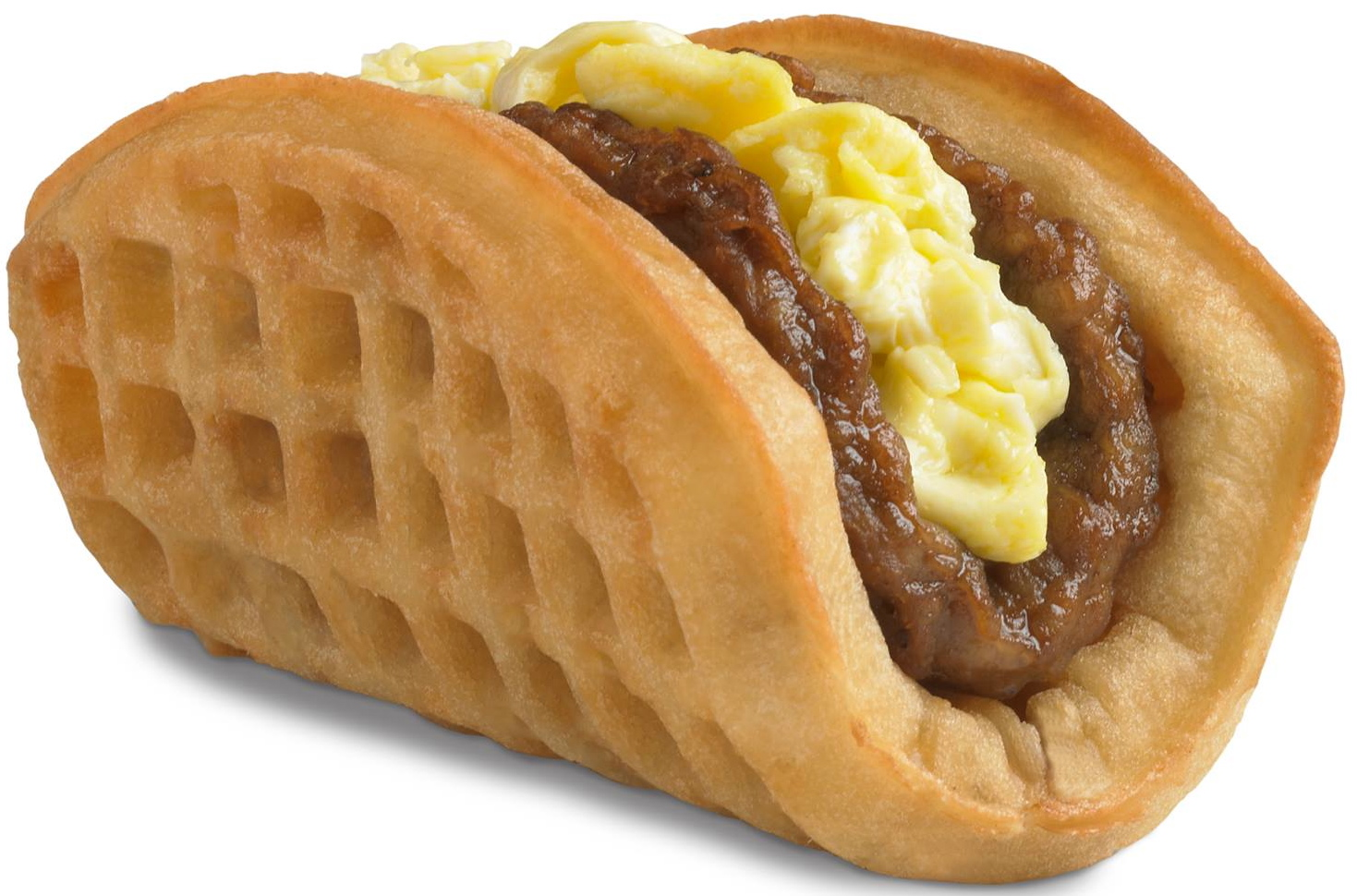 Taco Bell Is Testing A Waffle Taco |