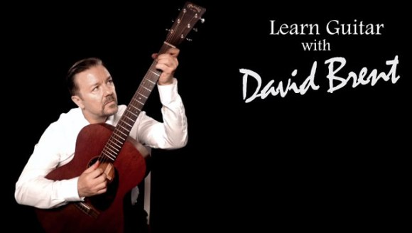 david-brent-learn-guitar