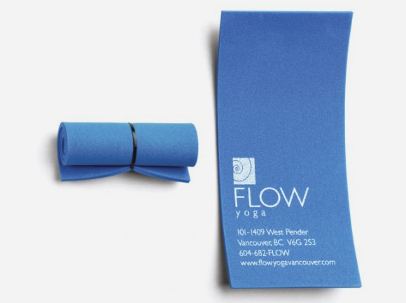 flow-yoga-mat-business-card