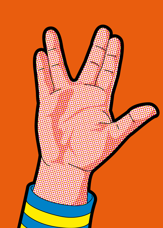 Greg Guillemin - Vulcan Salute light