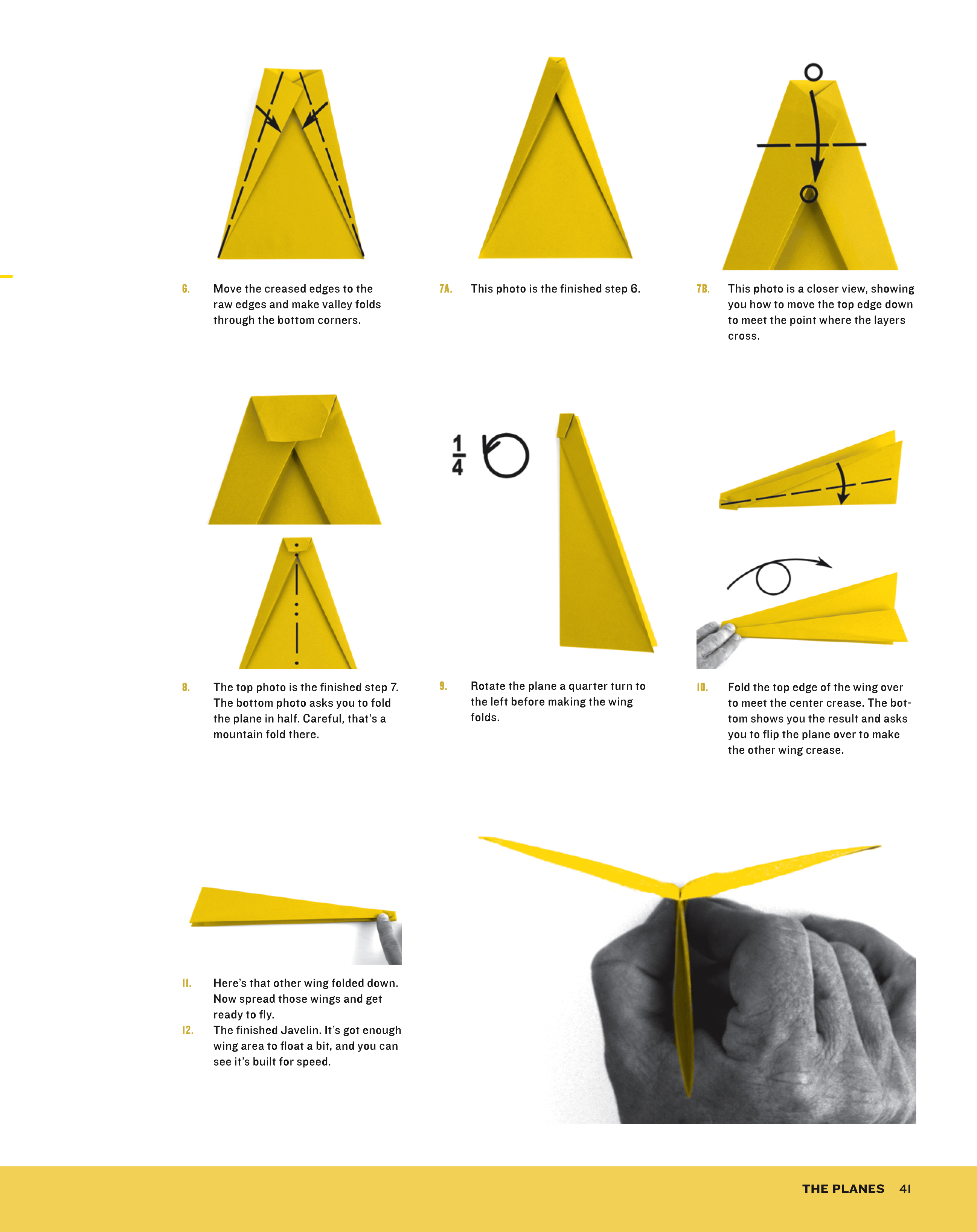How to Make Paper Airplanes Book