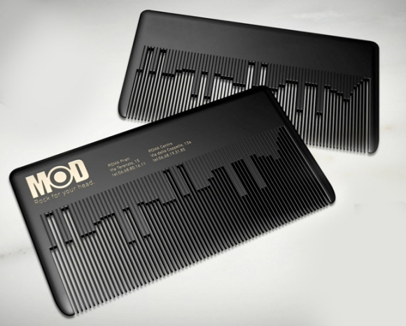 Musical-comb-businesscard