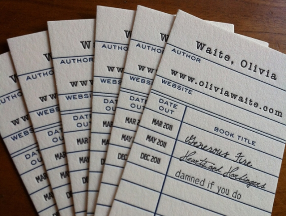 olivia-waite-author-business-card