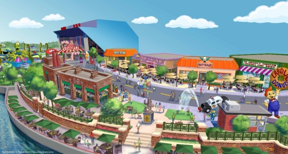 Springfield Comes to Universal Orlando this SummerLR