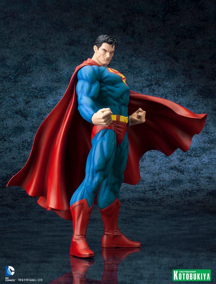 Man Of Steel 2 Batman Costume Kotobukiya