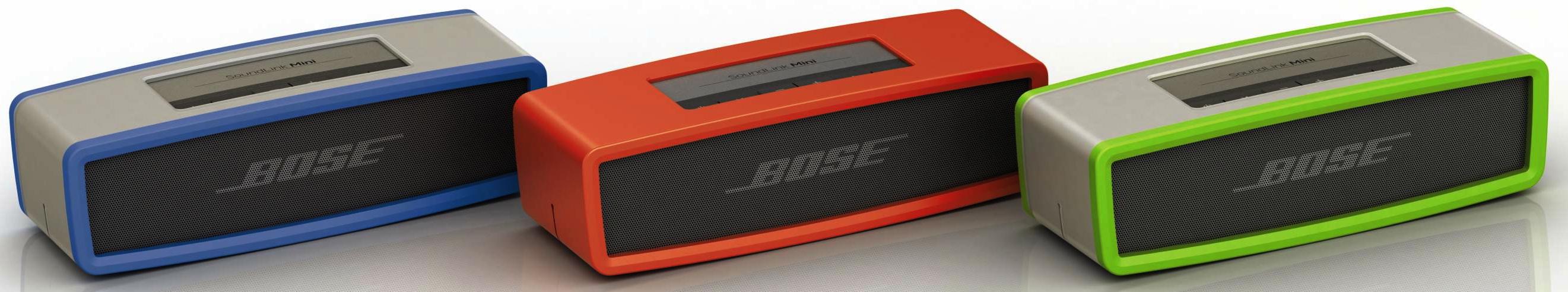 Bose Soundlink Mini Bluetooth Speaker Ii With Travel Bag 06