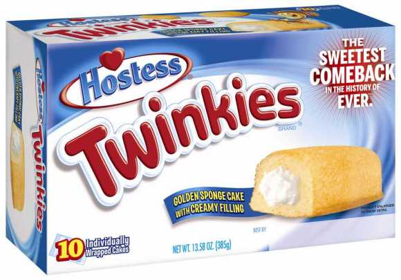 Twinkies Comeback
