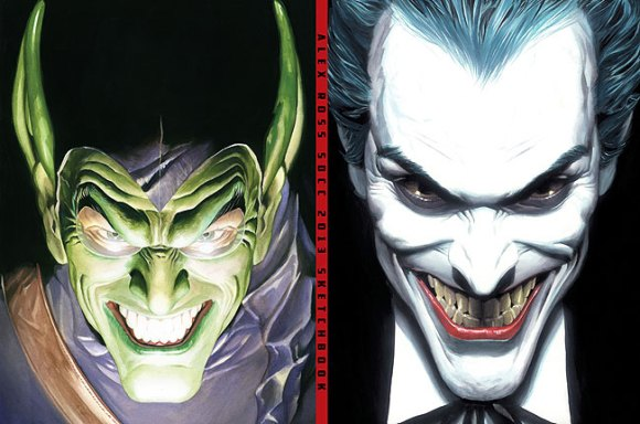 AlexRoss-HardCover-Sketchbook-Spread