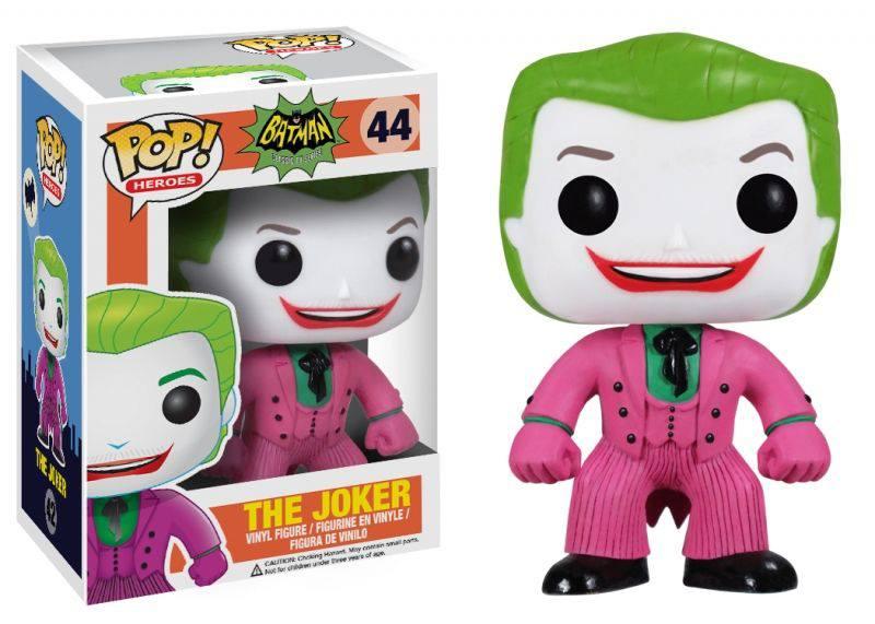 Funko Pop Vinyl Classic Batman Tv Series Figures Coming In