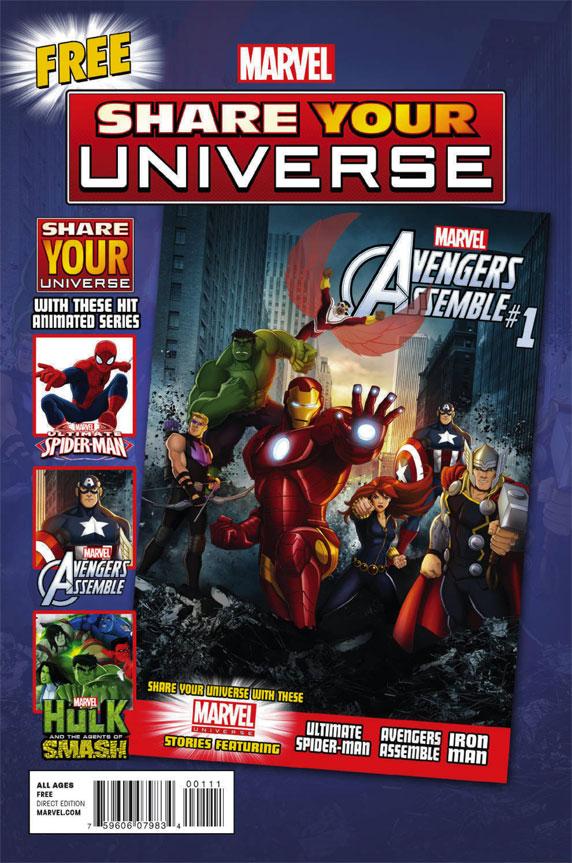 MarvelShareYourUniverseSampler