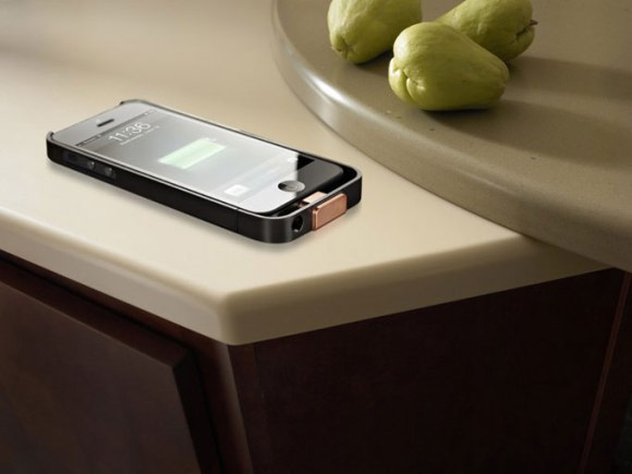 Wirelessly-charge-your-device-on-DuPont-Corian