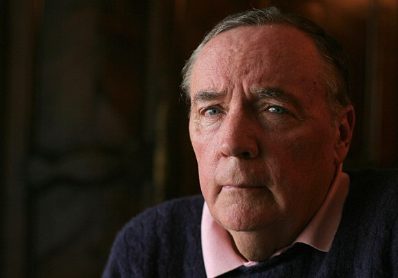 The world's best-selling author James Patterson