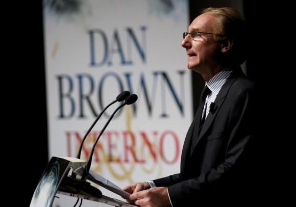 Dan Brown 'Inferno' Book Launch Event