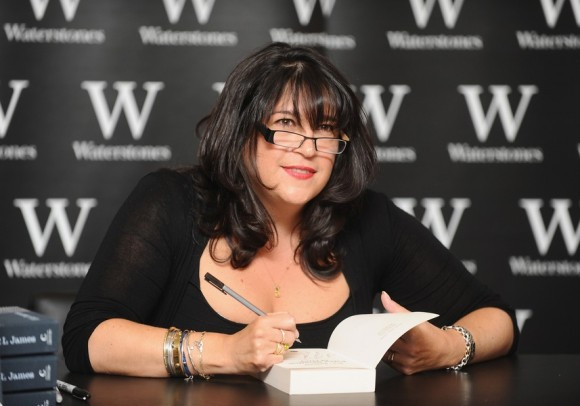 E L James - Book Signing