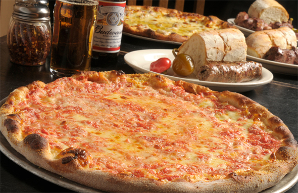 The top 10 cities for pizza for Classic house of pizza marlborough ma