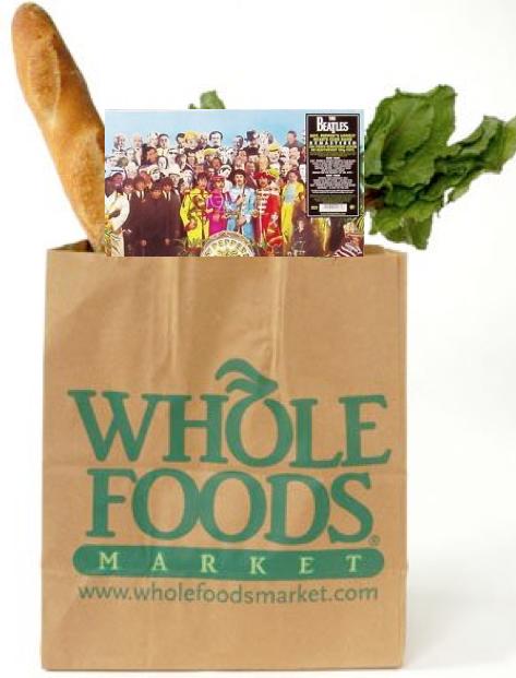 Whole Foods Fairfax Music