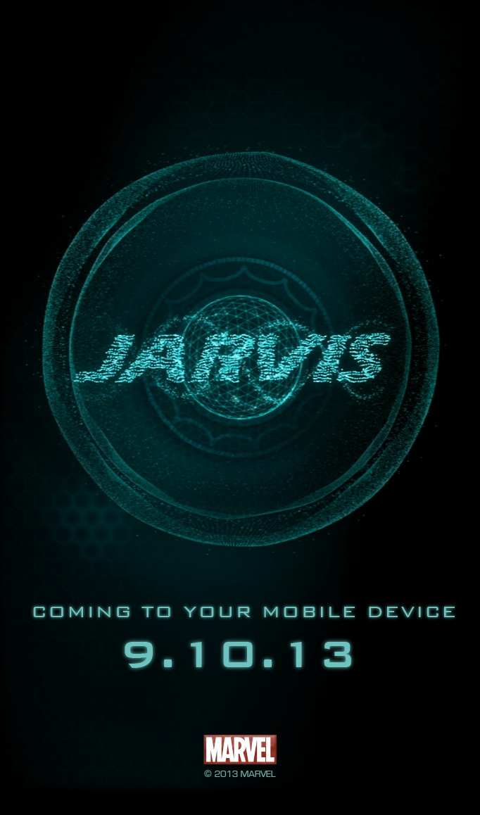 Iron Man Jarvis Screensaver