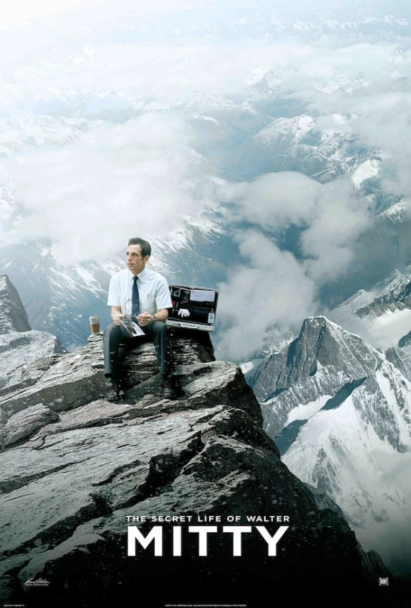 Posters For The Secret Life of Walter Mitty