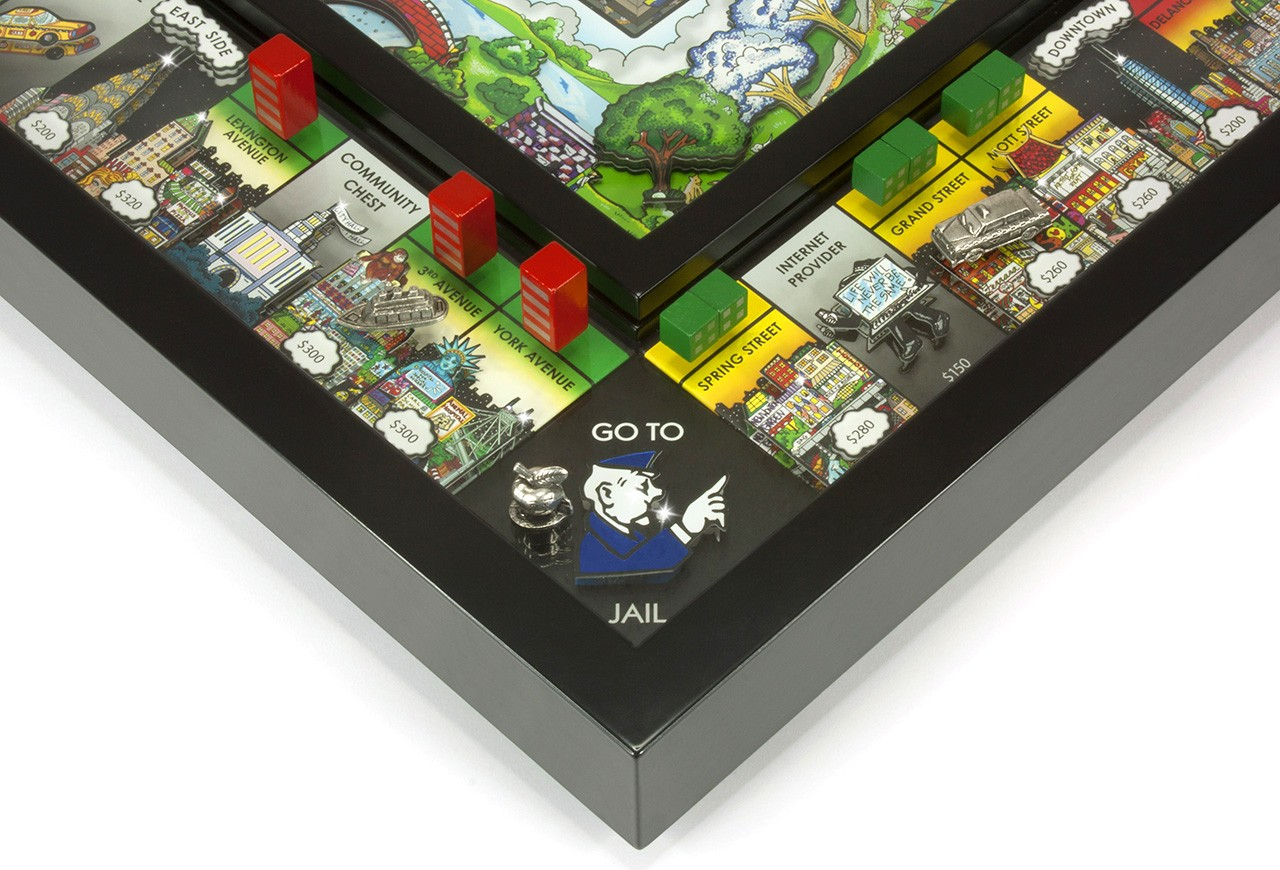 The 3d Monopoly New York